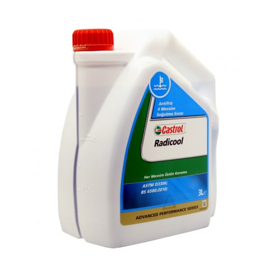 Antifriz 3 Litre Castrol Radicool