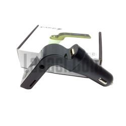 Bluetooth Araç Fm Modülatör, USB, SD Kart ve MMC Kart Girişli