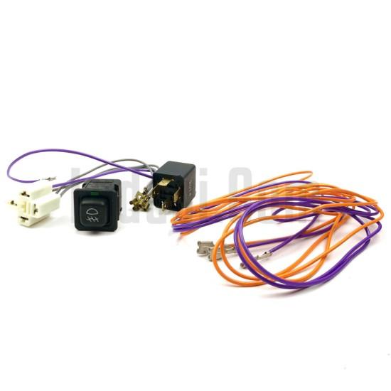 Lada Samara Sis Far Kablo Ve Düğme Tesisatı, Takım