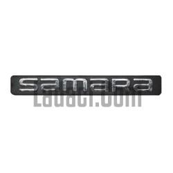 Lada Samara Arka 'SAMARA' Yazısı, Amblem