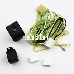 Lada Vega Sis Far Kablo Ve Düğme Tesisatı, Takım