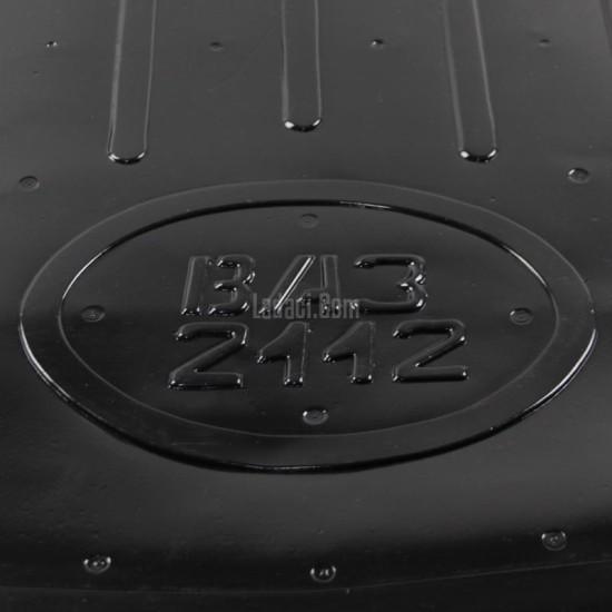 Lada Vega 2112 HatcBack Bağaj içi Havuzlu Paspas, Kauçuk