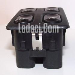 Lada Vega Cam Açma Düğmesi, Anahtarı, Dörtlü