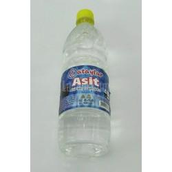 Akü Elektrolit Sülfürik Asitli Su, 1 Litre