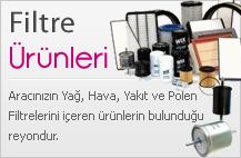 Filtre Ürünleri