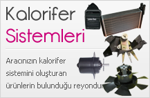 Kalorifer Sistemleri