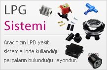 LPG Sistemleri