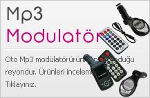 Mp3 Çalar ve Modülatörler