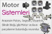 Motor Sistemleri