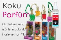 Koku / Parfümler