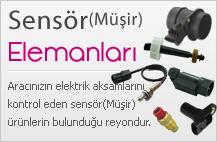 Sensör (Müşir) Elemanları