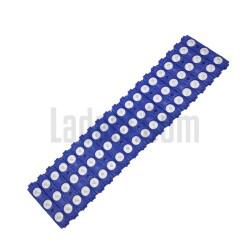 Parmak Led, 3 Ledli, Süper Aydınlık, 10 Cm, Mavi Işık