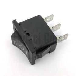 LPG Düğmesi, Anahtarı, Karbüratörlü Araçlar, İki Kademe