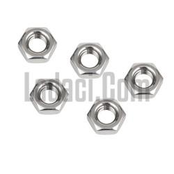 Metrik (M8) Çelik Somun, 8.8, Galvanizli, 5 Adet