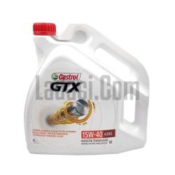 Motor Yağı, 15W/40 Gtx, Castrol 4 Litre