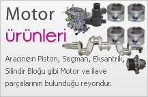 Motor Ürünleri