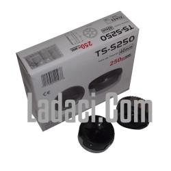 Tweeter TS-S250, 250W, 40mm Hoparlör, 2 Adet Takım